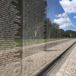 Vietnam War Memorial- Washington DC